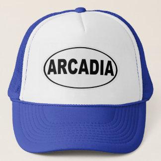 Arcadia California Trucker Hat