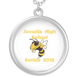 Arcadia High School Senior 2012 Necklace