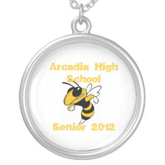 Arcadia High School Senior 2012 Necklace