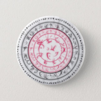 Arcane Mystic Shapes 6 Cm Round Badge