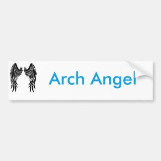 Arch Angel Bumper Sticker