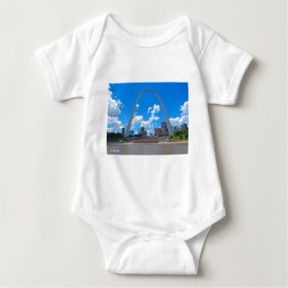Arch-from-boat Baby Bodysuit