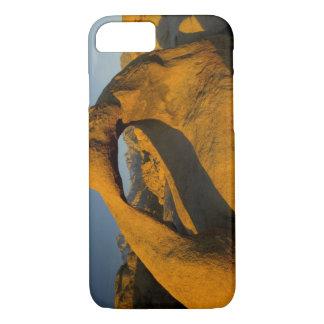 Arch in Alabama Hills Eastern Sierras near Lone iPhone 7 Case