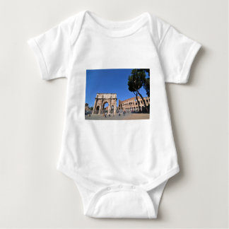Arch in Rome, Italy Baby Bodysuit