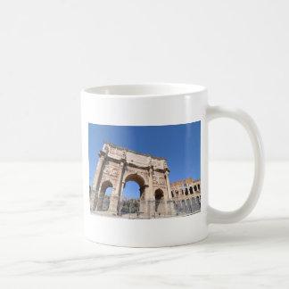 Arch in Rome, Italy Coffee Mug