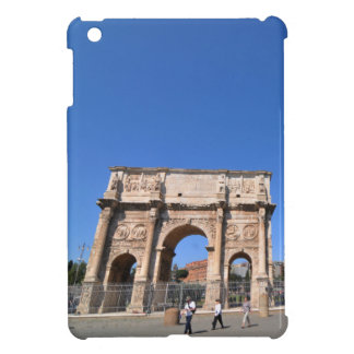 Arch in Rome, Italy Cover For The iPad Mini