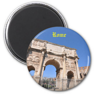 Arch in Rome, Italy Magnet