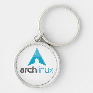 Arch Linux Logo Key Ring