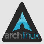 Arch Linux Logo Stickers