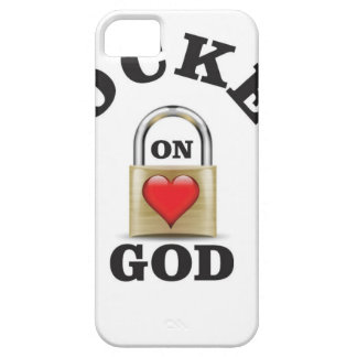 arch locked on god iPhone 5 cases