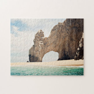 Arch Of Cabo San Lucas, Mexico Jigsaw Puzzle