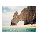 Arch Of Cabo San Lucas, Mexico Postcard