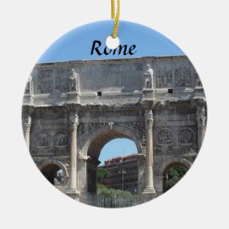 Arch of Constantine, Rome Round Ceramic Decoration