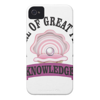 arch of knowledge iPhone 4 Case-Mate case