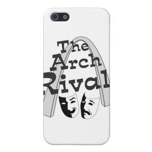 Arch Rivals Improv Comedy Schwag Cover For iPhone 5