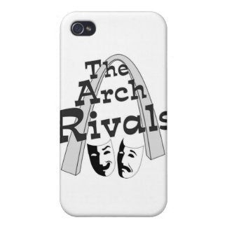Arch Rivals Improv Comedy Schwag iPhone 4/4S Case