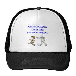 archaeology cap