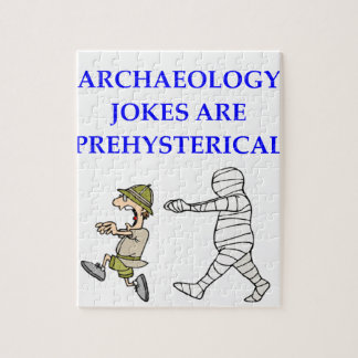 archaeology jigsaw puzzle