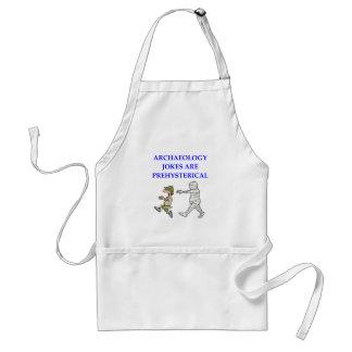 archaeology standard apron