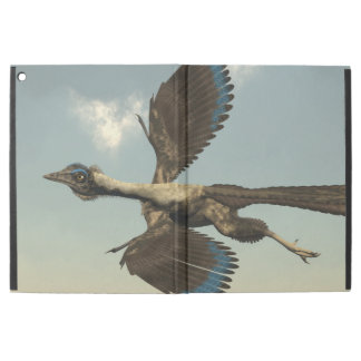 "Archaeopteryx birds dinosaurs flying - 3D render iPad Pro 12.9"" Case"