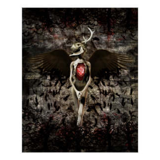 Archangel (Customizable) Poster