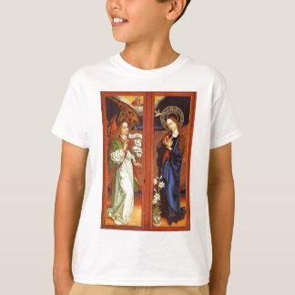 Archangel Gabriel - Annunciation - Schongauer T-Shirt