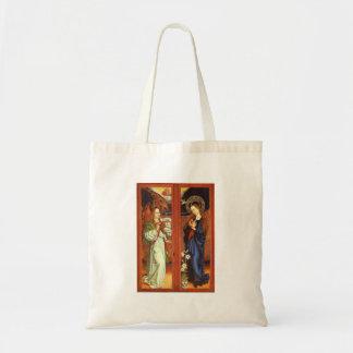 Archangel Gabriel - Annunciation - Schongauer Tote Bag
