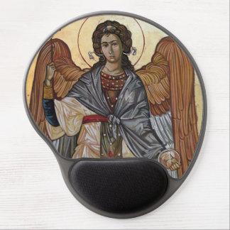 Archangel Gabriel Gel Mouse Pad