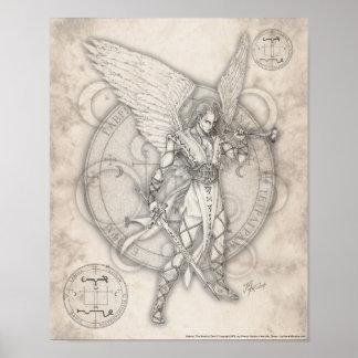 Archangel Gabriel Print