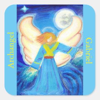 Archangel Gabriel Stickers