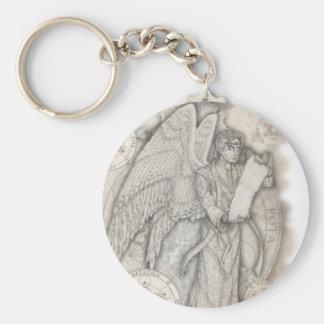 Archangel Metatron Keychain