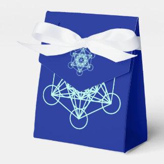 Archangel Metatron Sacred Geometry Favor Box