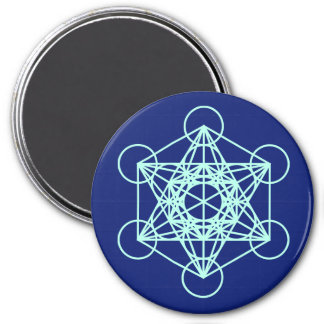 Archangel Metatron Sacred Geometry Magnet
