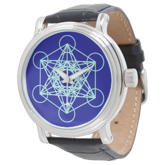Archangel Metatron Sacred Geometry Watch