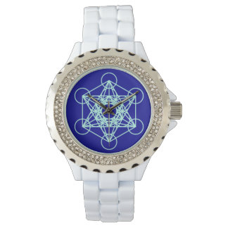 Archangel Metatron Sacred Geometry Women`s Watch
