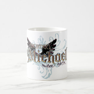 Archangel Michael Basic White Mug
