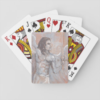 Archangel Michael Playing Cards