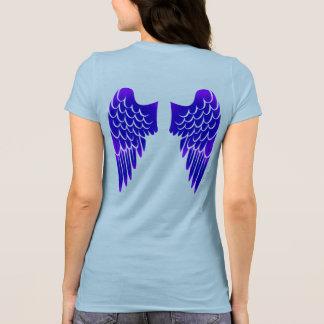 Archangel Michael Wings T-Shirt