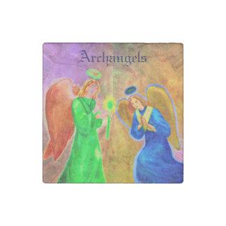 Archangels Marble Magnet