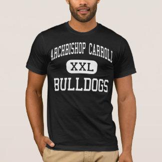 Archbishop Carroll - Bulldogs - High - Miami T-Shirt