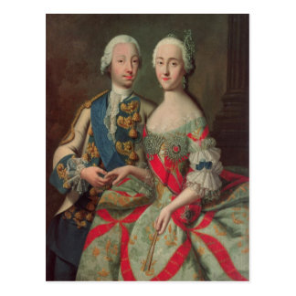 Archduchess Maria Caroline of Austria Postcard