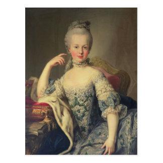 Archduchess Marie Antoinette Postcard