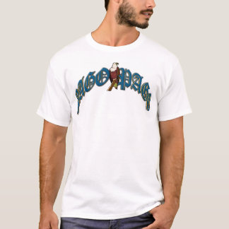 Arched Pago Pago w/Eagle T-Shirt