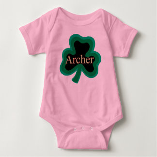 Archer Family Baby Bodysuit
