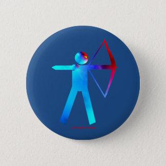 Archer in Color Button