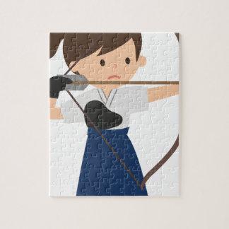 Archer Jigsaw Puzzle
