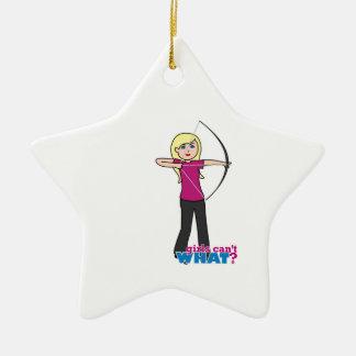 Archer - Light Christmas Tree Ornament
