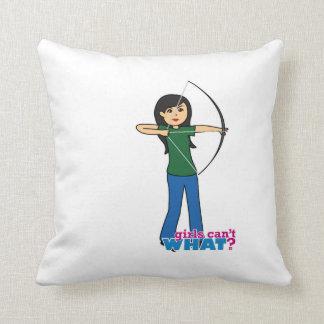 Archer - Medium Throw Pillow