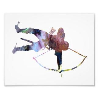 archer photo print
