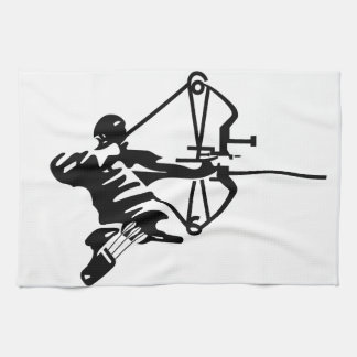 Archer Tea Towel